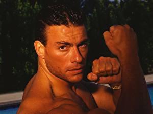 Фотография Jean-Claude Van Damme Знаменитости