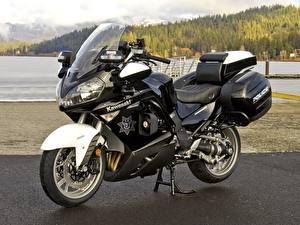 Обои Kawasaki Мотоциклы фото