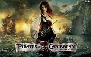 Фотография Пираты Карибского моря Penelope Cruz Фильмы