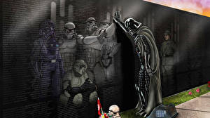 Картинки Клоны солдаты Дарт Вейдер Смешные