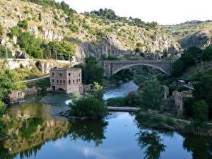 Фотография Испания Толедо Города