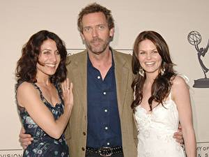 Фотографии Hugh Laurie Знаменитости