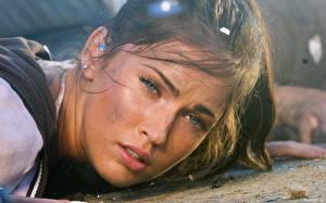 Обои Трансформеры Megan Fox Фильмы фото