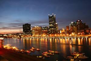 Картинка Америка Питтсбург Пенсильвания