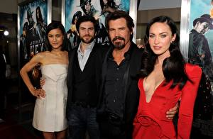 Фото Меган Фокс Julia Jones, Wes Bentley, Josh Brolin