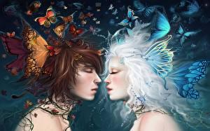 Фотография Любовь Влюбленные пары Фэнтези