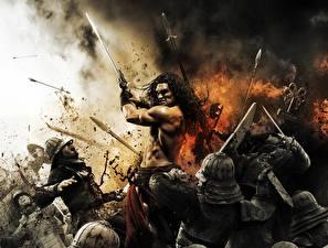 Картинка Конан-варвар 2011
