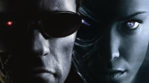 Обои для рабочего стола Терминатор Терминатор 3: Восстание машин кино
