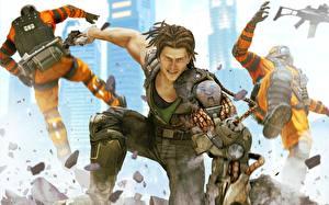 скачать игру Bionic Commando через торрент - фото 6