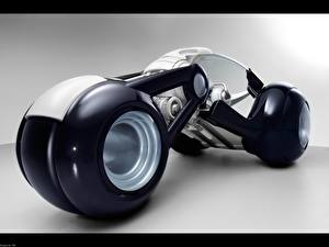 Обои Трайк Peugeot RD Мотоциклы фото