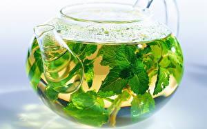 Обои Напитки Чай Чайник Еда фото