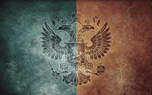 Обои Россия Герб Двуглавый орёл