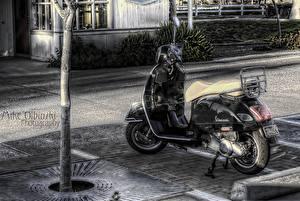 Фото Скутер Мотоциклы