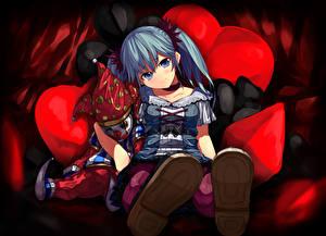 Обои Vocaloid Аниме