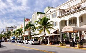 Обои США Майами Города фото