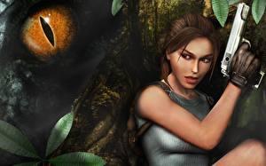 Фото Tomb Raider Tomb Raider Anniversary Лара Крофт