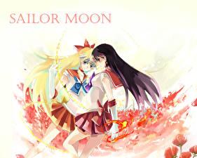 Картинки Sailor Moon Девушки