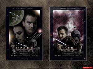 Обои Звездные войны Звездные войны Эпизод 2 - Атака клонов Фильмы