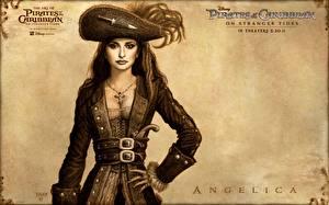 Картинки Пираты Карибского моря Пенелопа Крус Фильмы