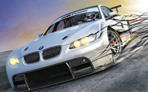 Картинки Need for Speed Need for Speed Shift Игры Автомобили