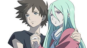 Обои Eureka Seven Аниме