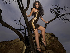 Обои Megan Fox Знаменитости фото