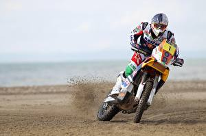 Фотографии Спорт Мотоциклы