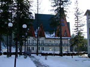 Фотографии Дома Украина Закарпатье гостиница СИНЬОГОРА Города