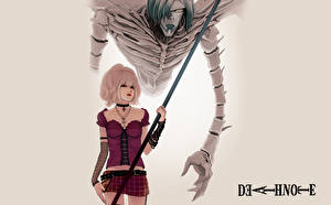 Обои Death Note Аниме