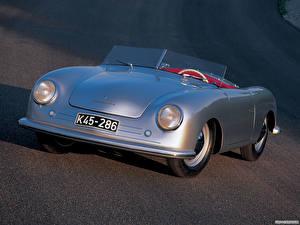 Фото Porsche Родстер 356 Roadster №1 1948 автомобиль
