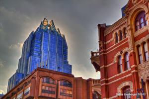 Фотографии США Техас Остин TX город