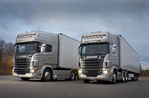 Фотография Scania