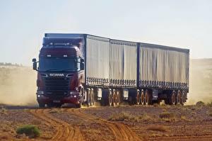 Картинки Scania Автомобили