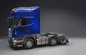 Обои Scania