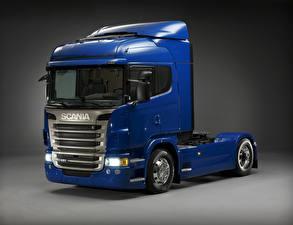 Фотографии Scania