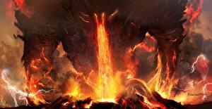 Фото Гнев Титанов