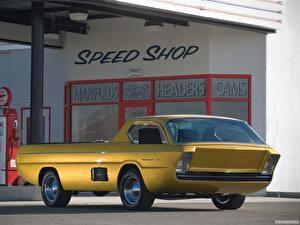 Фотографии Додж Пикап кузов Pickup Deora 1965 автомобиль