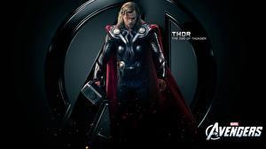 Фотография Мстители (фильм, 2012) Крис Хемсворт Тор герой