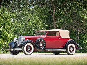 Картинка Lincoln Родстер KA Roadster by Dietrich 1933