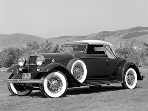 Фотографии Lincoln Родстер KB Convertible Roadster 1932
