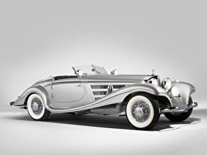 Обои Мерседес бенц Родстер 540K Special Roadster 1937–38