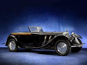 Фотографии Mercedes-Benz Родстер 680S Torpedo Roadster by Saoutchik 1928 машина