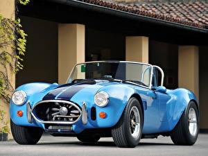 Фотография Ford Родстер Cobra  Roadster авто