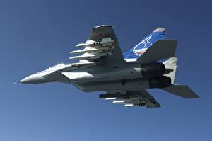 Самолеты Истребители МиГ-35 Авиация