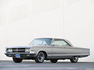 Картинки Chrysler 300L Hardtop Coupe 1965 машина