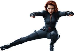 Фотография Мстители (фильм, 2012) Scarlett Johansson BLACK WIDOW