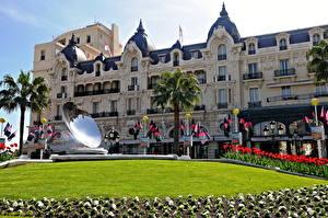 Фотографии Монако Монте-Карло Казино город