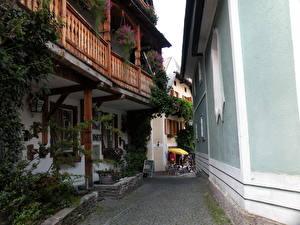 Фото Австрия Халльштатт Города