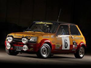 Фото Рено 5 Alpine Rally Car 1977 Автомобили