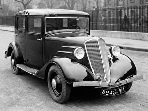 Фото Рено Седан Celtaquatre Sedan 1934–38